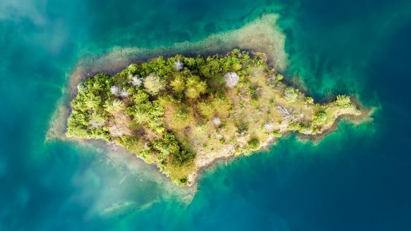 Promotion des îles